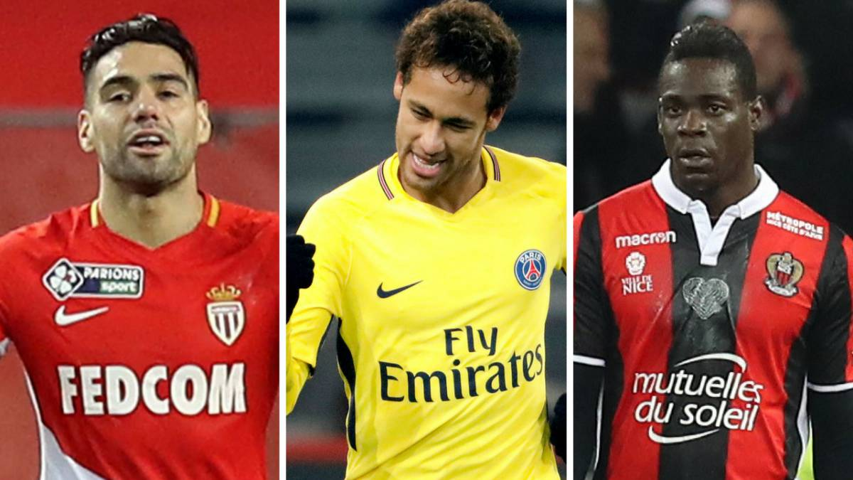 Ligue 1 Salaries Psg Top Ligue 1 Wage Bill With 12 Of 13 Highest Paid Players As Com