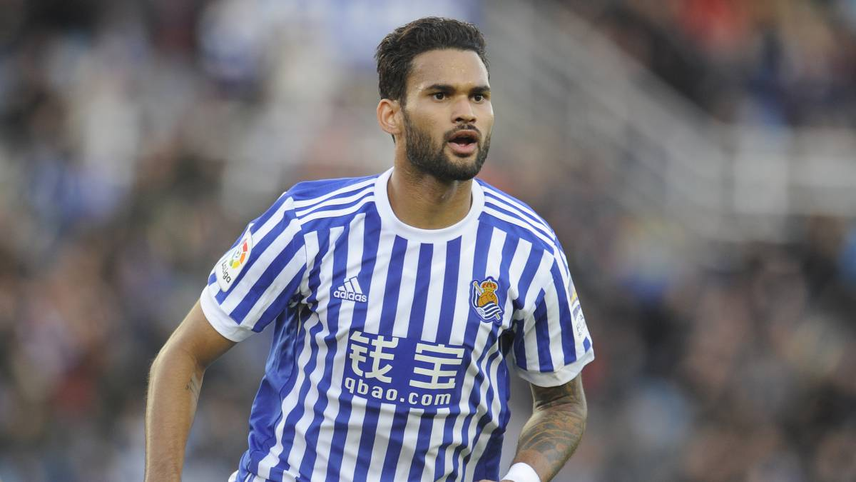 Real Sociedad suffer Willian José blow ahead of Real Madrid game - AS.com
