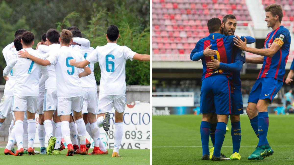 Real Madrid Castilla and Barça B on suspected fixed match