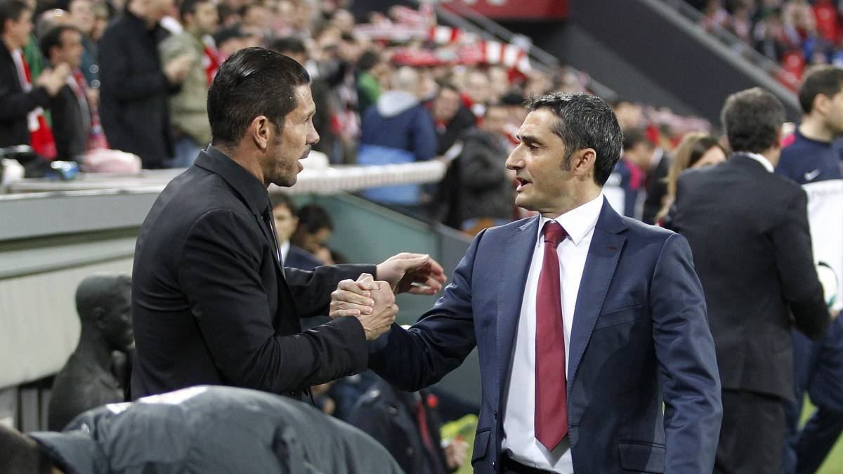 Barcelona-Atlético Simeone-Valverde: something has to give in Camp ...