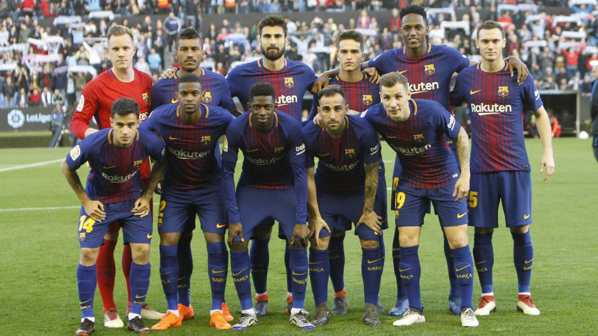 La Masia Barca Field Team With No Youth Products For First Time In 16 Years As Com