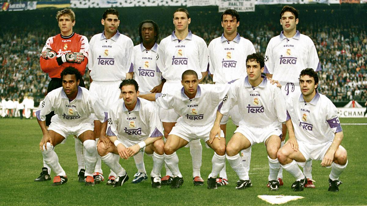 real madrid s champions league winners in 1998 where are they now as com champions league winners in 1998