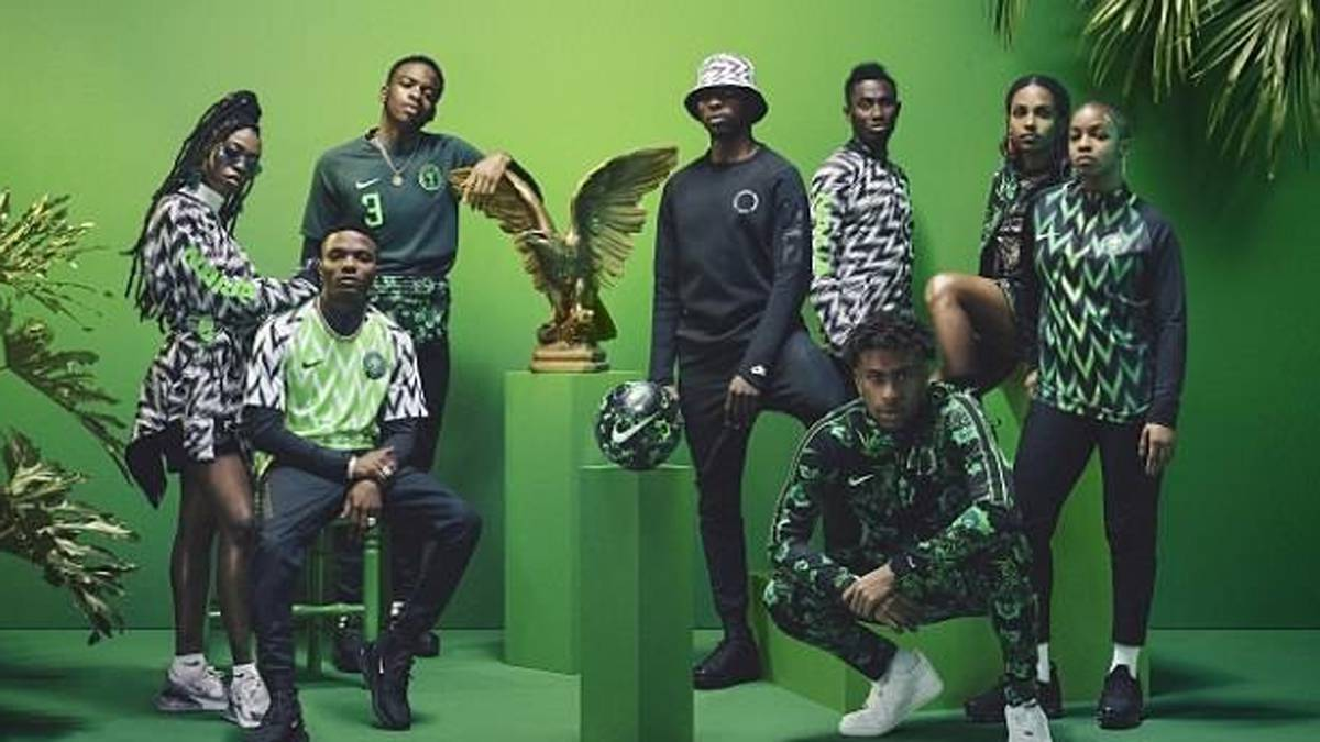 Nike overwhelmed by demand for Nigeria World Cup jersey - AS.com fbde21bd1