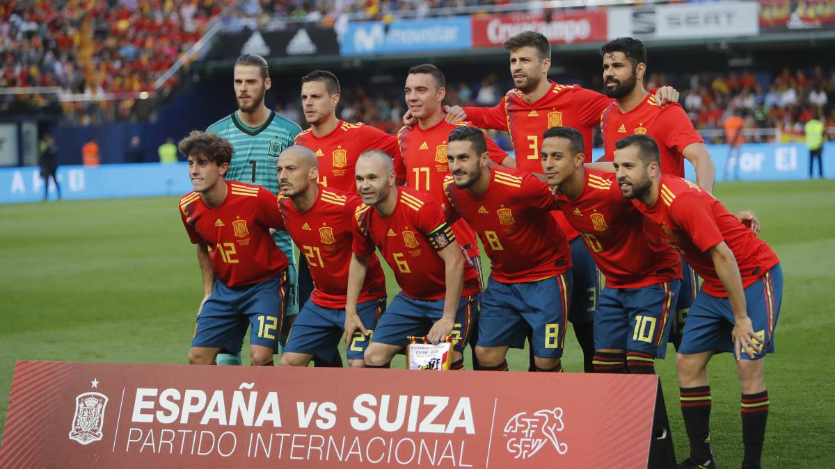 Spain World Cup 2020 Squad.Spain National Team Spain Lead World Cup Nations In 2017