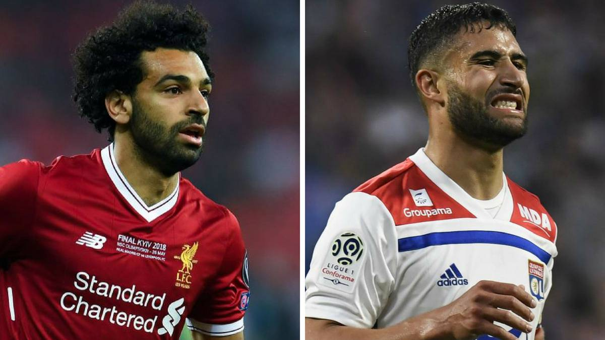 san francisco 2b235 ea01e Fekir arrival at Liverpool will pave the way for Salah ...