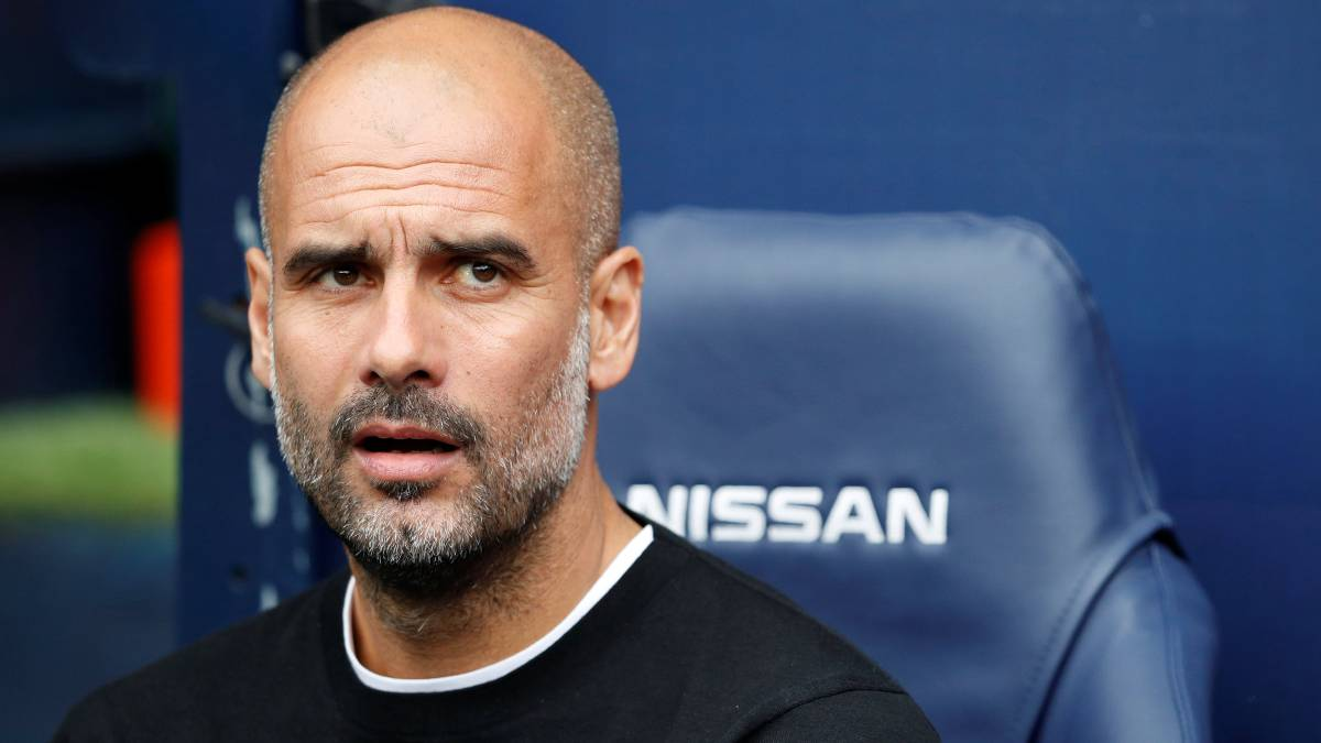 """Spain job not a possibility for Guardiola """"I doubt they'll ask me"""" - AS.com"""
