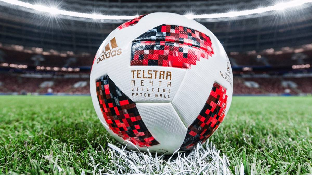 Fifa S New Ball For World Cup 2018 Knockout Phase As Com