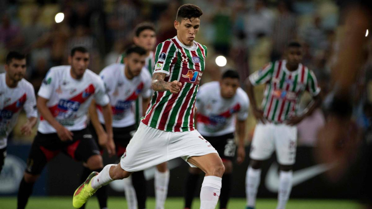 c8f37808f0763 Real Madrid Fluminense turned down three offers for Madrid target Pedro -  AS.com