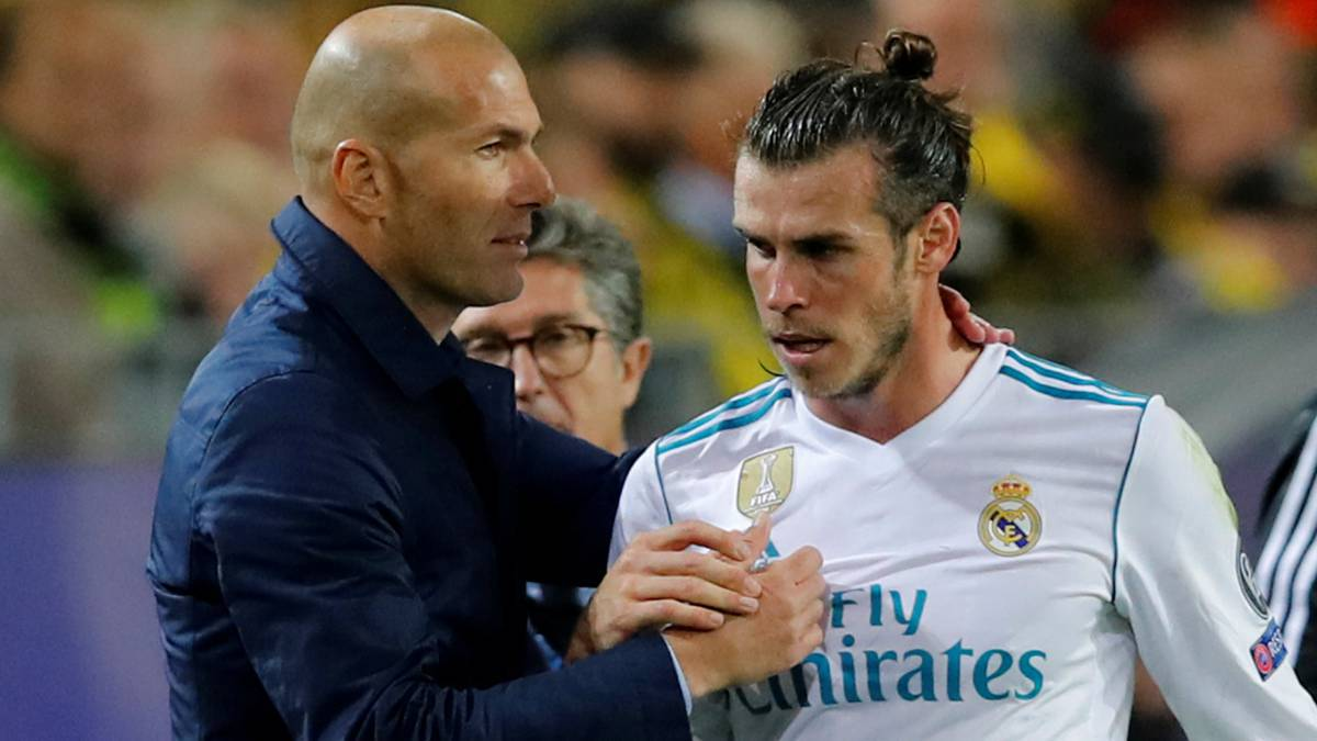 Image result for Bale has to be the player we know he is —Zidane