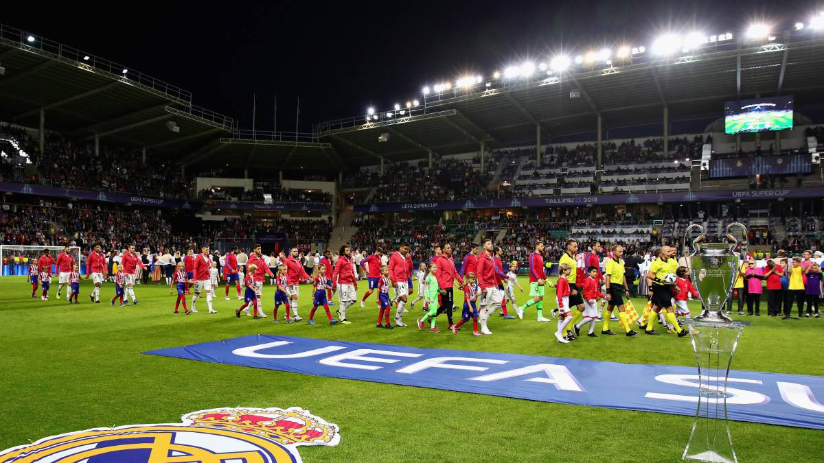 Real Madrid S Last League Win At Home To Atletico Was In 2012 As Com