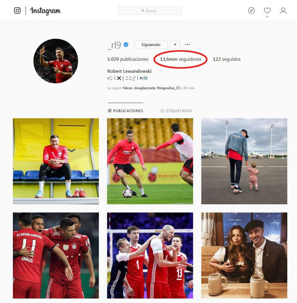 The 22 most followed footballers on Instagram - AS com