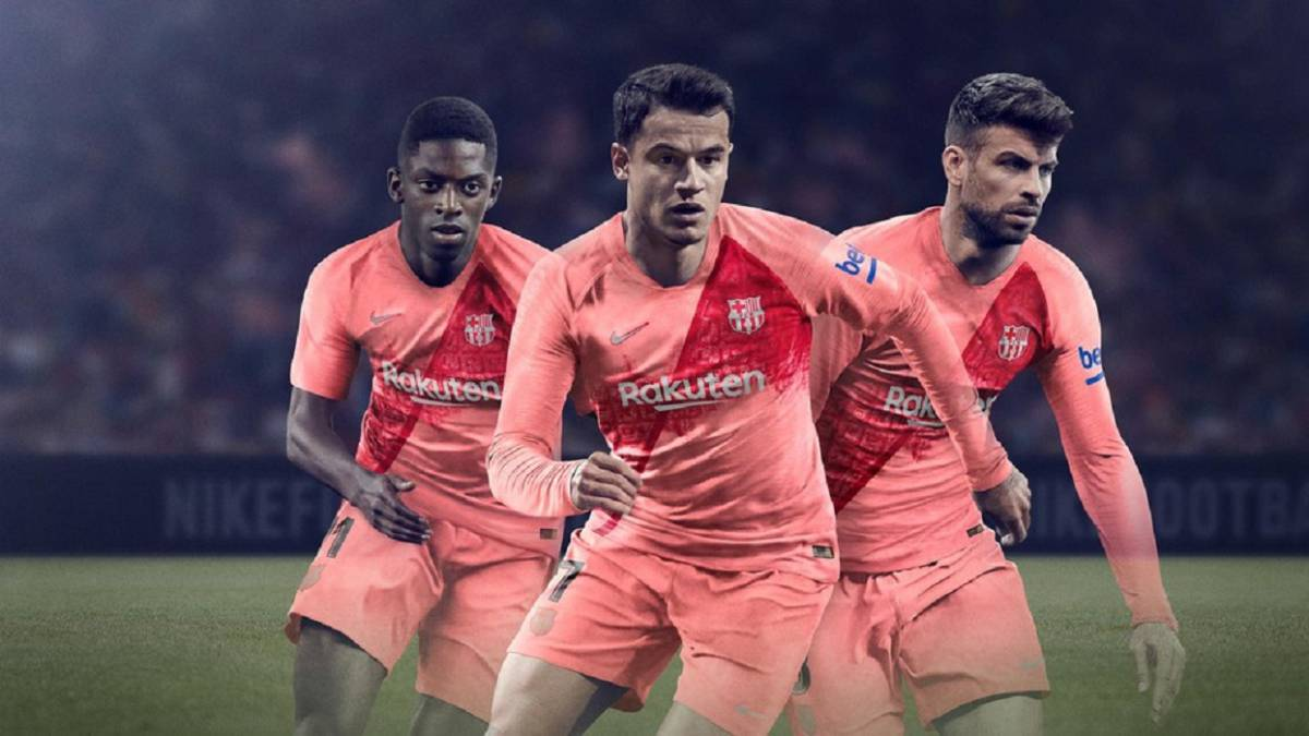 Barcelona Will Debut Third Kit Against Inter In Champions League As Com