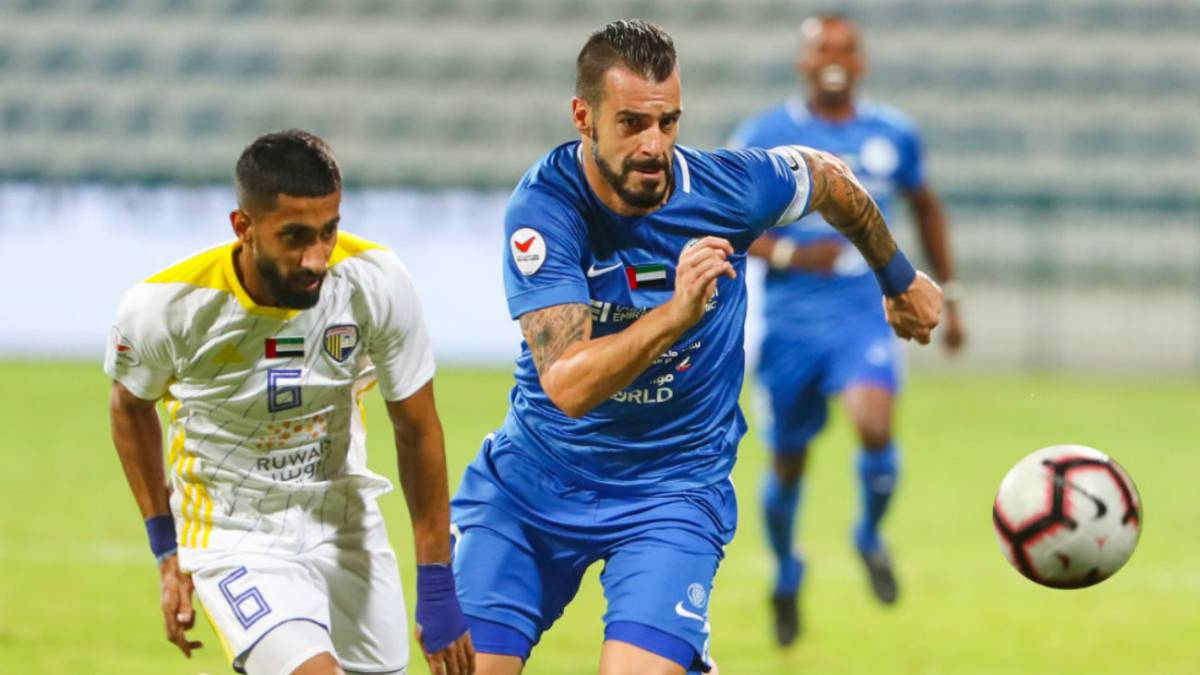 Negredo on fire in Dubai with 8 goals in seven games - AS.com