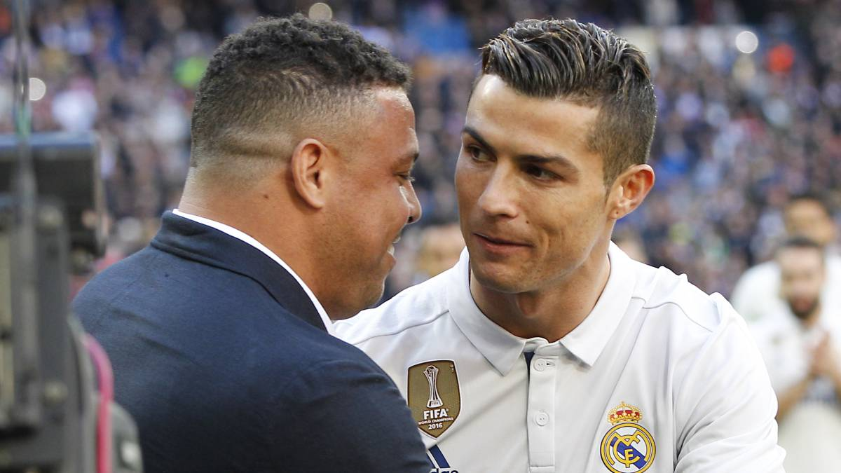 """I trained because I had to; Ronaldo does because he loves it"""" - AS.com"""