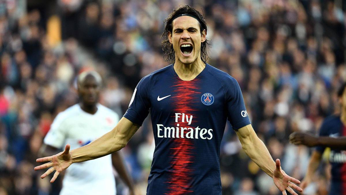 Cavani Lined Up For Atletico As Chelsea And Napoli Watch On As Com