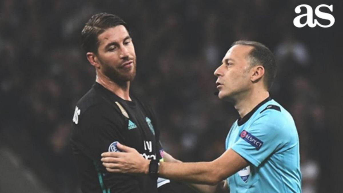 Sergio Ramos red cards  Real Madrid man in new territory - AS.com 85511fa0d