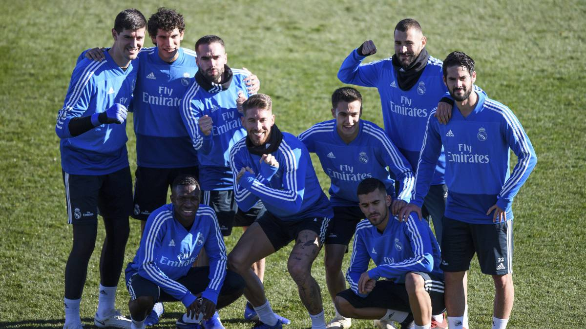 Real Madrid Schedule 2019 Real Madrid in 2019: key LaLiga, Copa, Champions League dates   AS.com