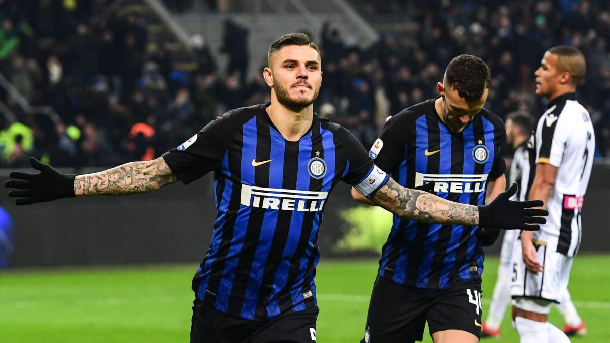 super popular c9fad 3839f Icardi: Inter Milan ace comes with 20-goals-a-season ...