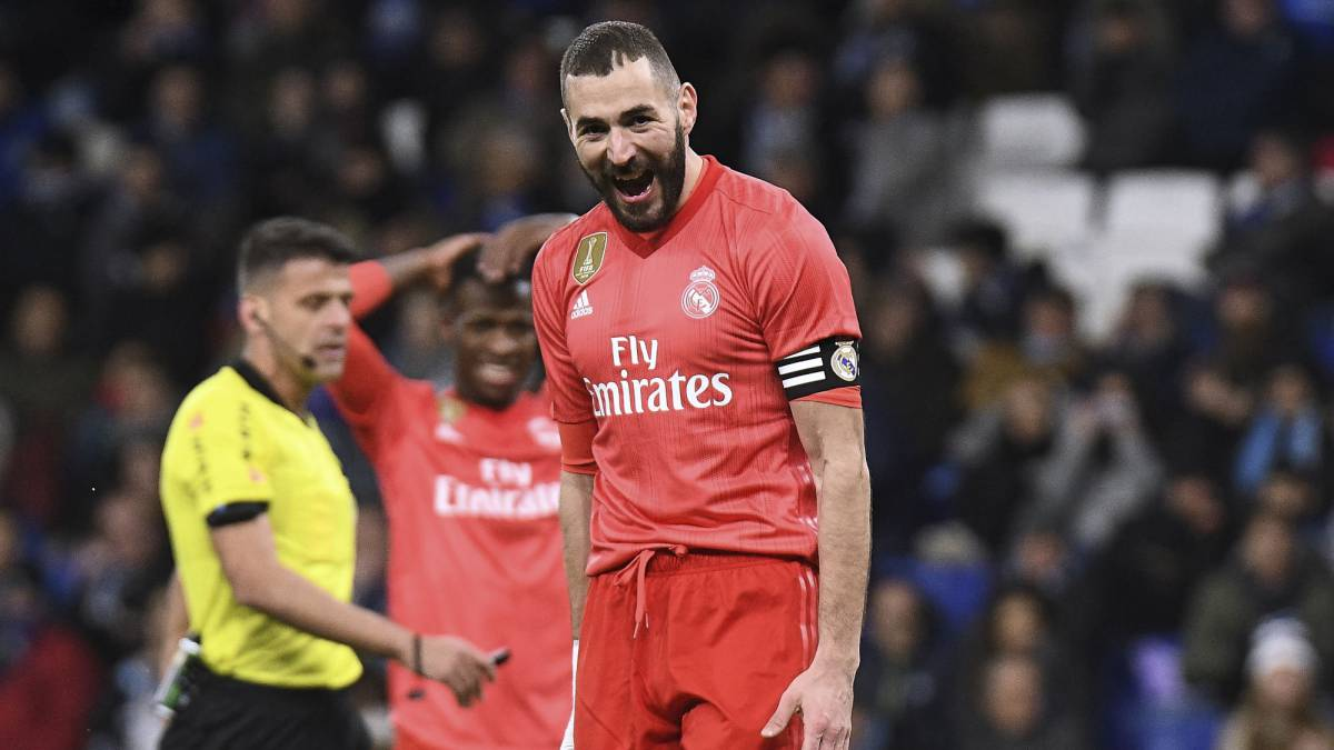 promo code eafb7 6f62d Benzema: Five reasons for the Real Madrid man's dazzling ...