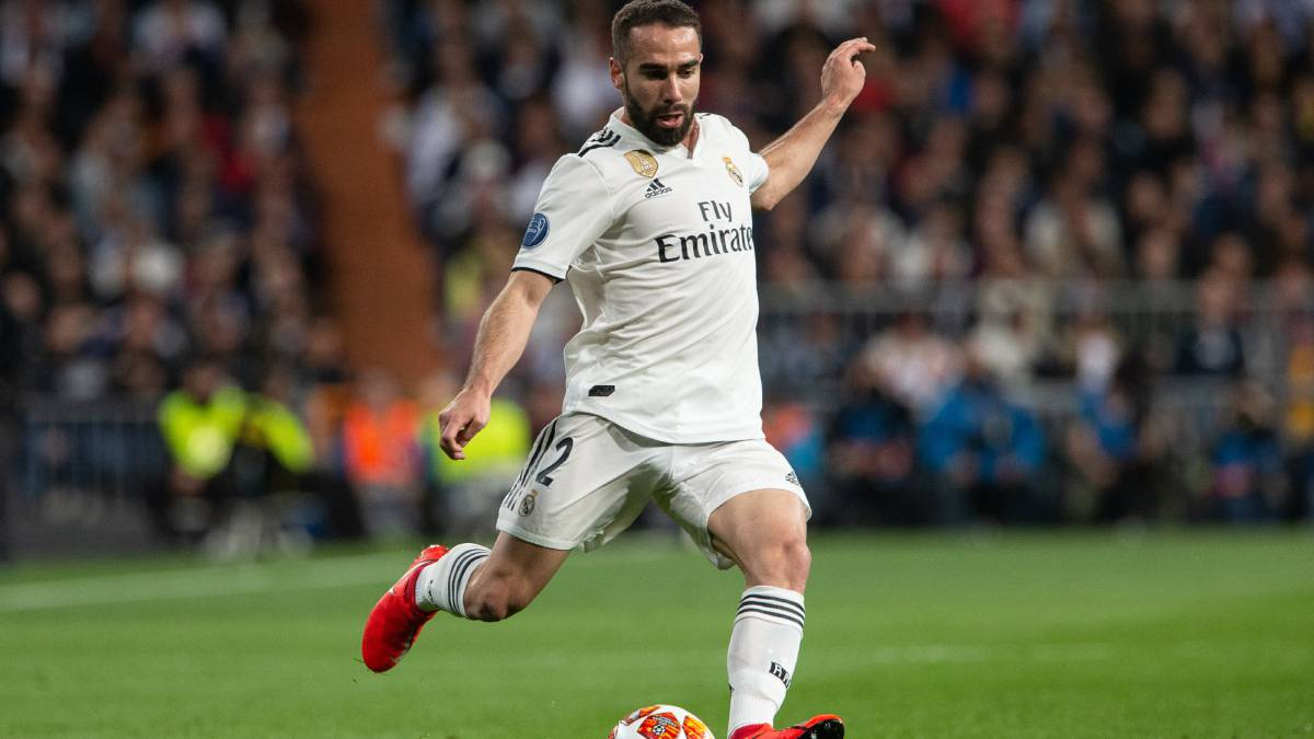 Carvajal and Vazquez to miss a month with injury - AS.com