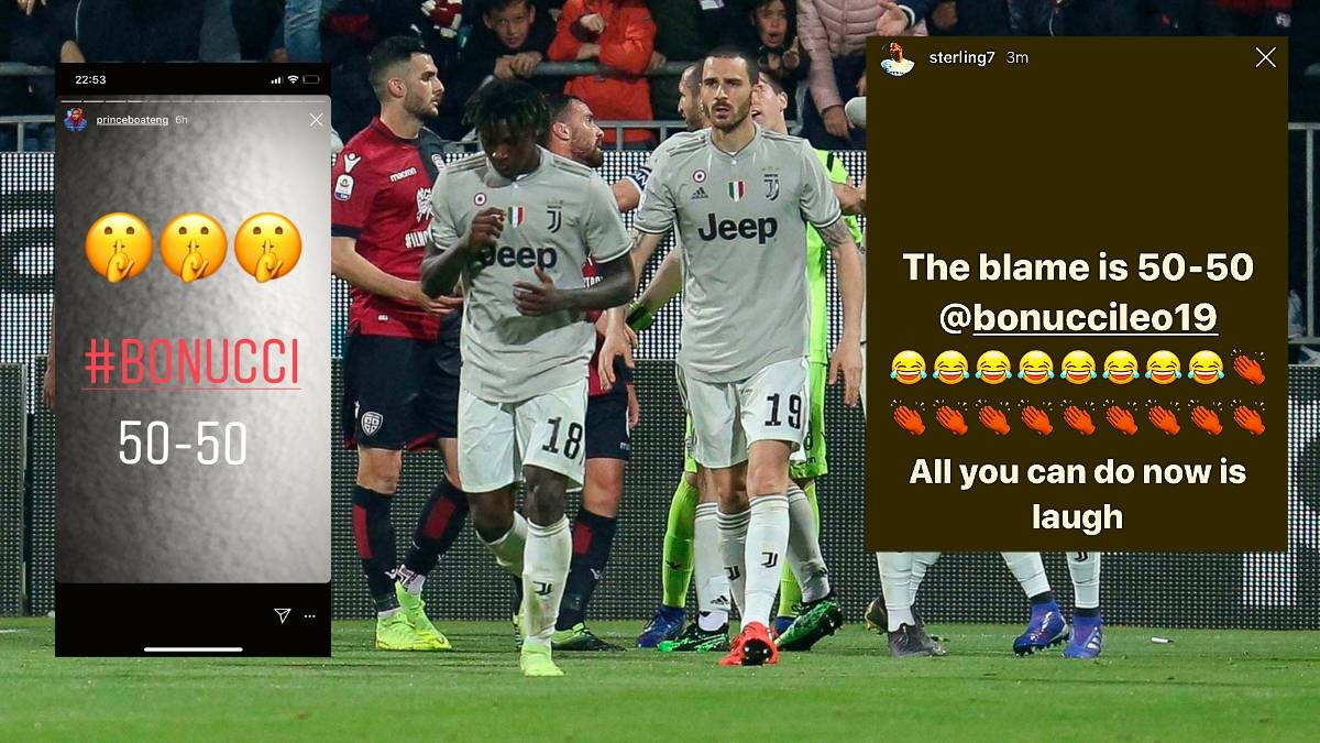 Moise Kean Sterling Depay Balotelli Bonucci Under Fire Over Racism As Com