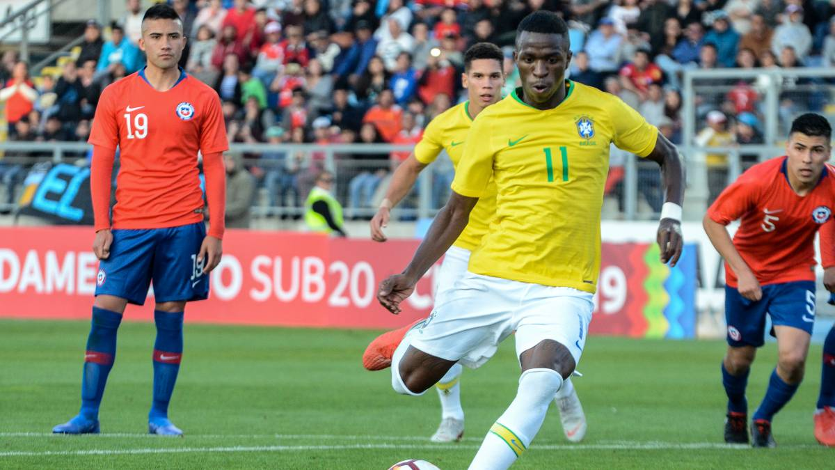 Vinicius set to be Nike's new ...