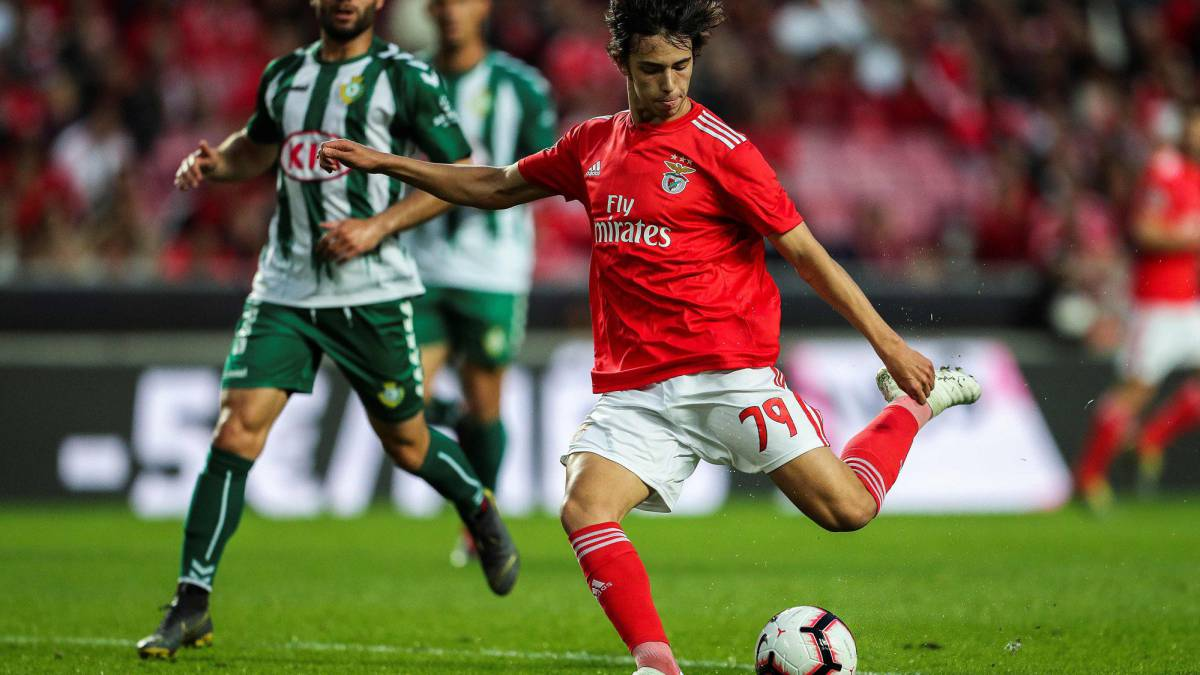 Manchester City Willing To Pay Em For Benficas Joao Felix