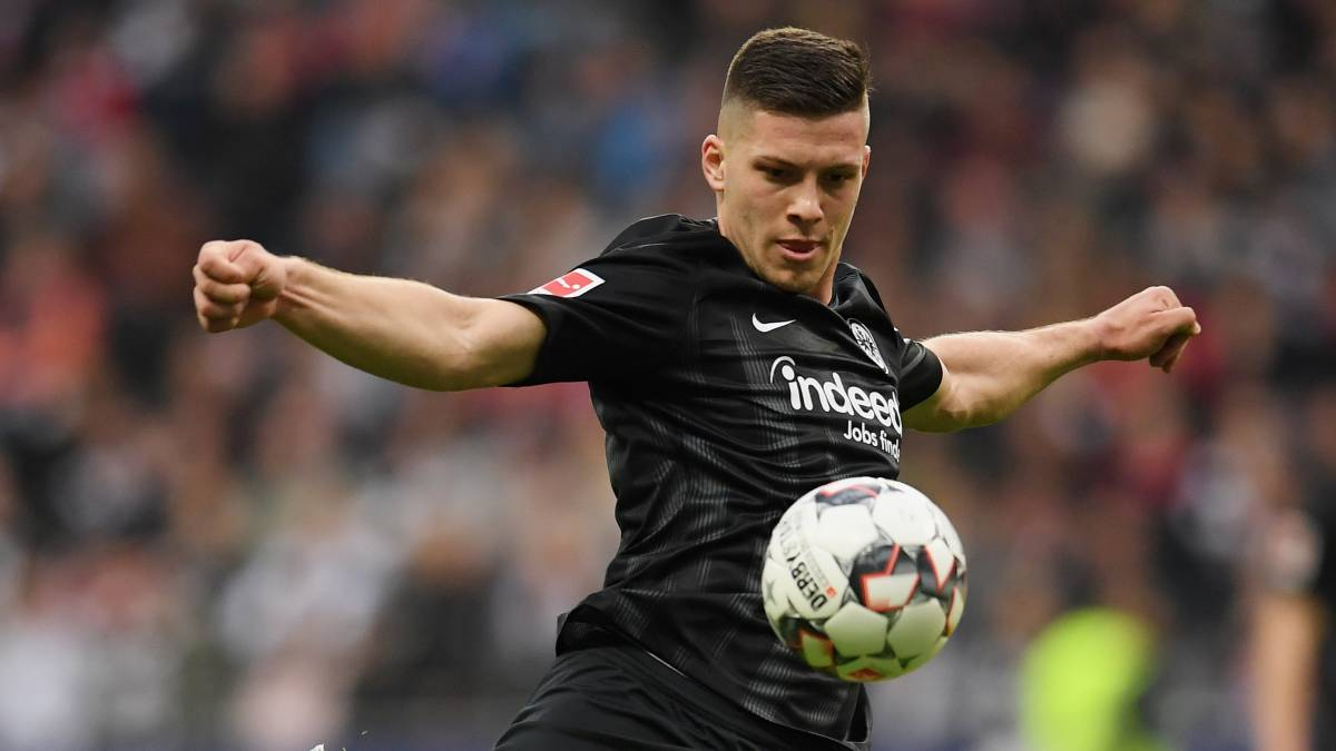 Jovic: Real Madrid close to signing Eintracht Frankfurt striker - AS com