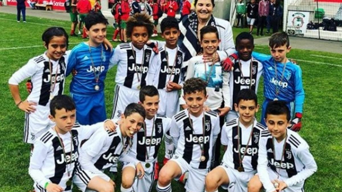 Juventus Cristiano Ronaldo Jr Top Scores At Maritimo With 25 Goals As Com