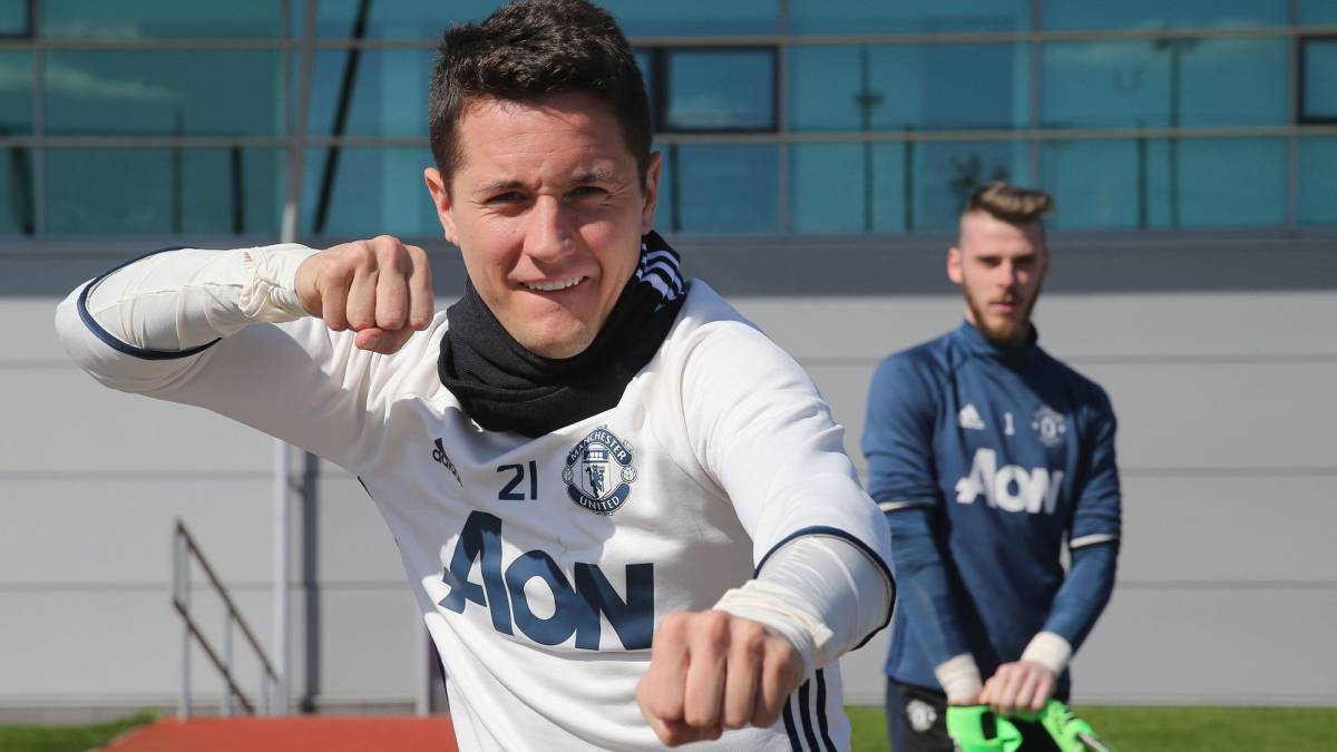 sports shoes ce710 7e5d0 Ander Herrera signs for PSG - AS.com