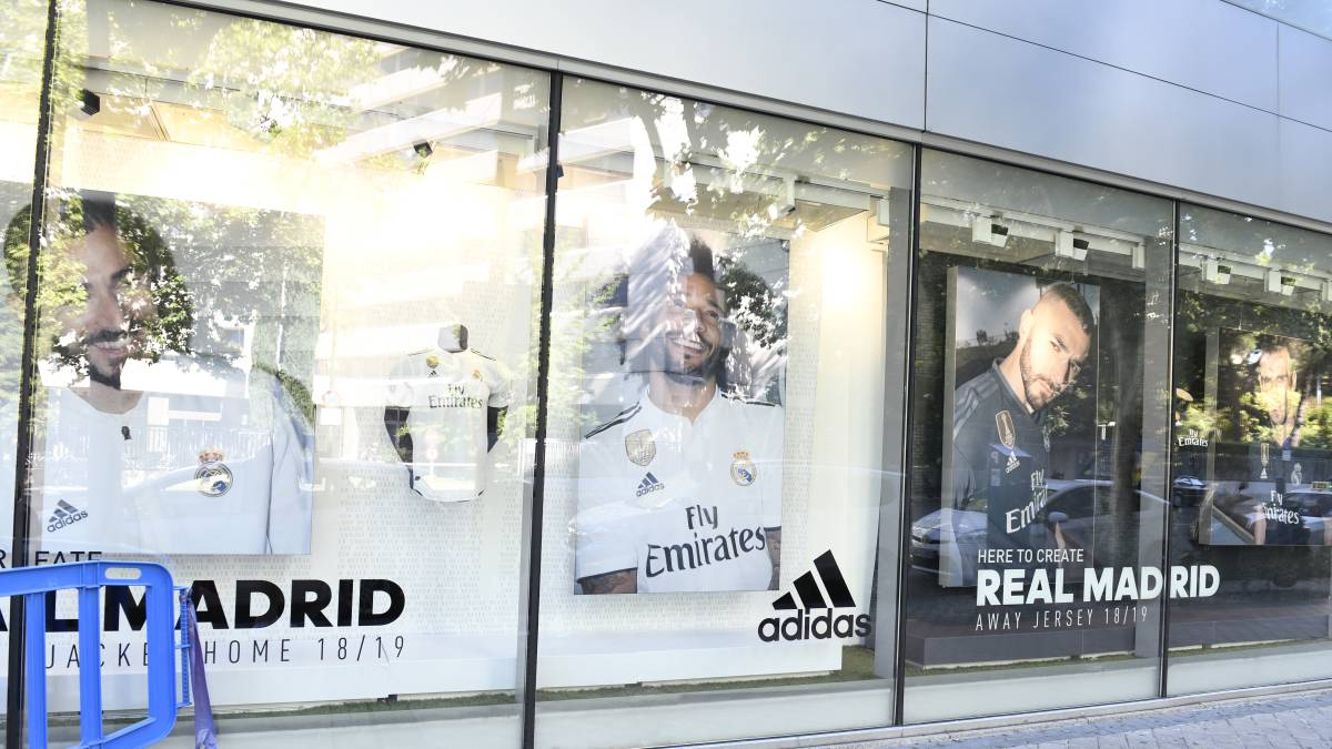 Real Madrid Extend Adidas Kit Deal Until 2028 As Com