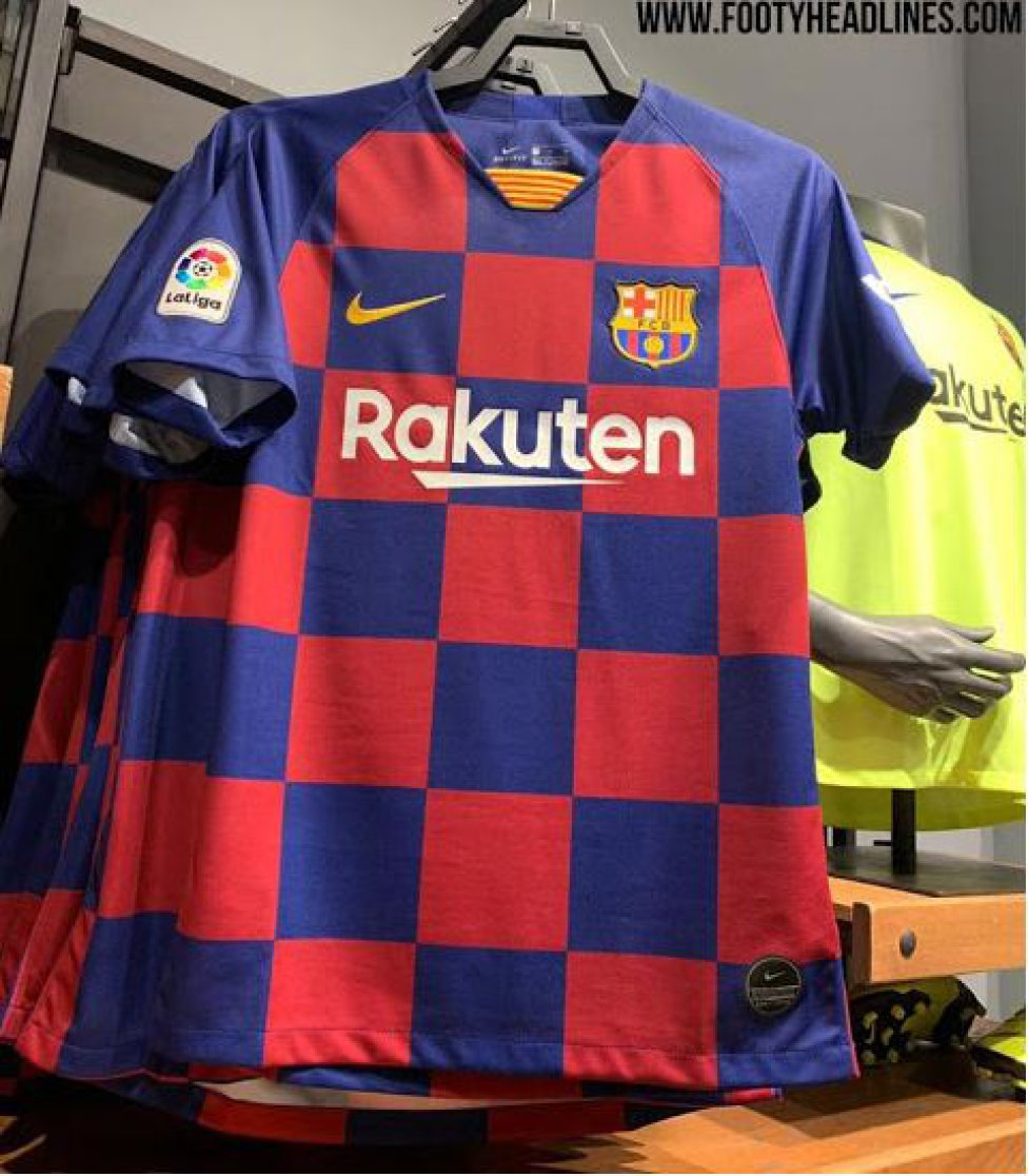 9e9e697a Barcelona 2019/20 Nike home kit: new images leaked - AS.com