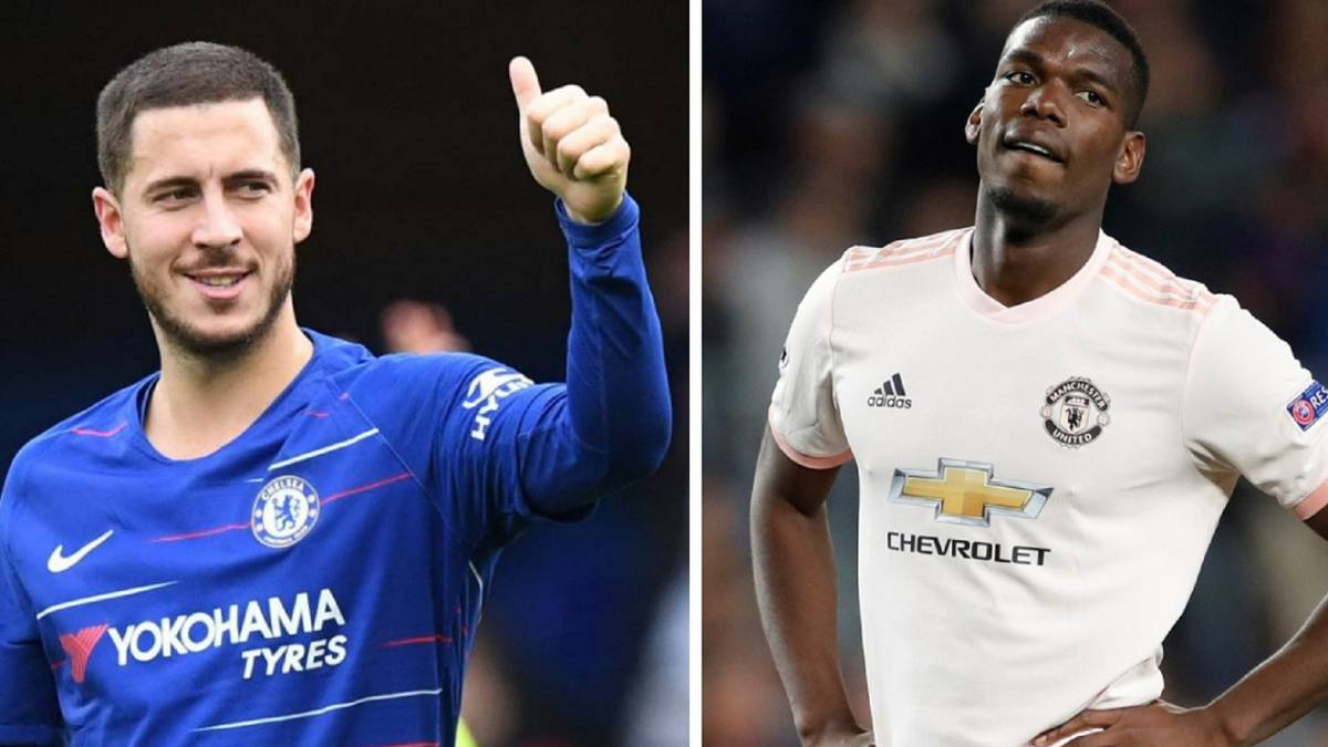 Real Madrid: Hazard signing key, Pogba not a priority AS