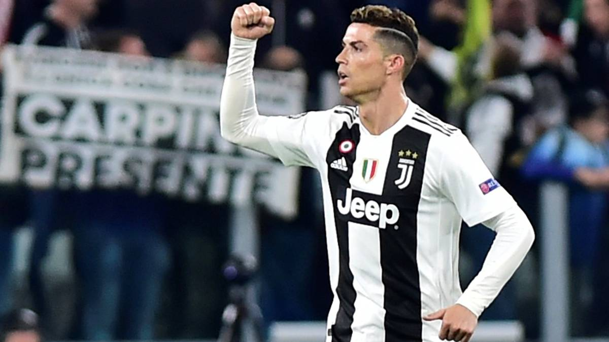 Cristiano Named Serie A 2018 19 Player Of The Season As Com