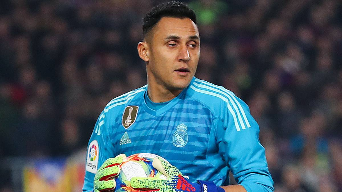 Image result for keylor navas