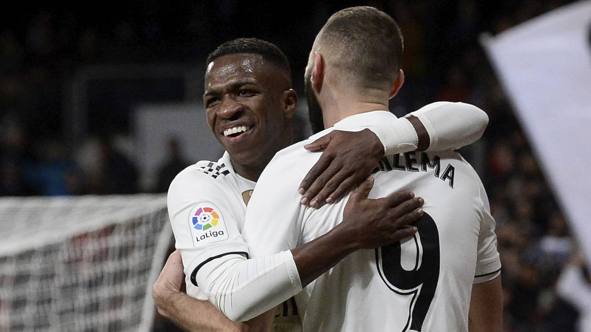 Vinicius would choose Benzema out of Cristiano Ronaldo and Messi ...