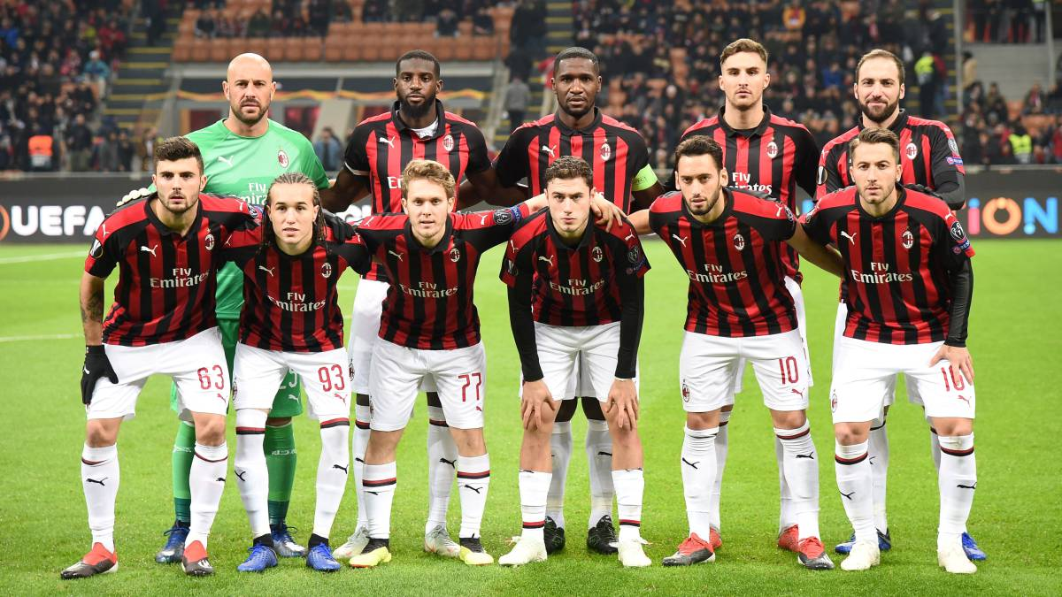 Ac Milan Considering Pulling Out Of 2019 20 Europa League As Com