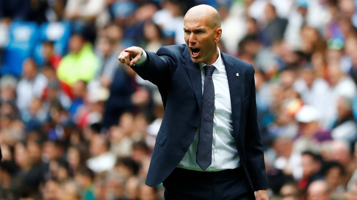 Real Madrid's €280 million XI Zinedine Zidane could let go
