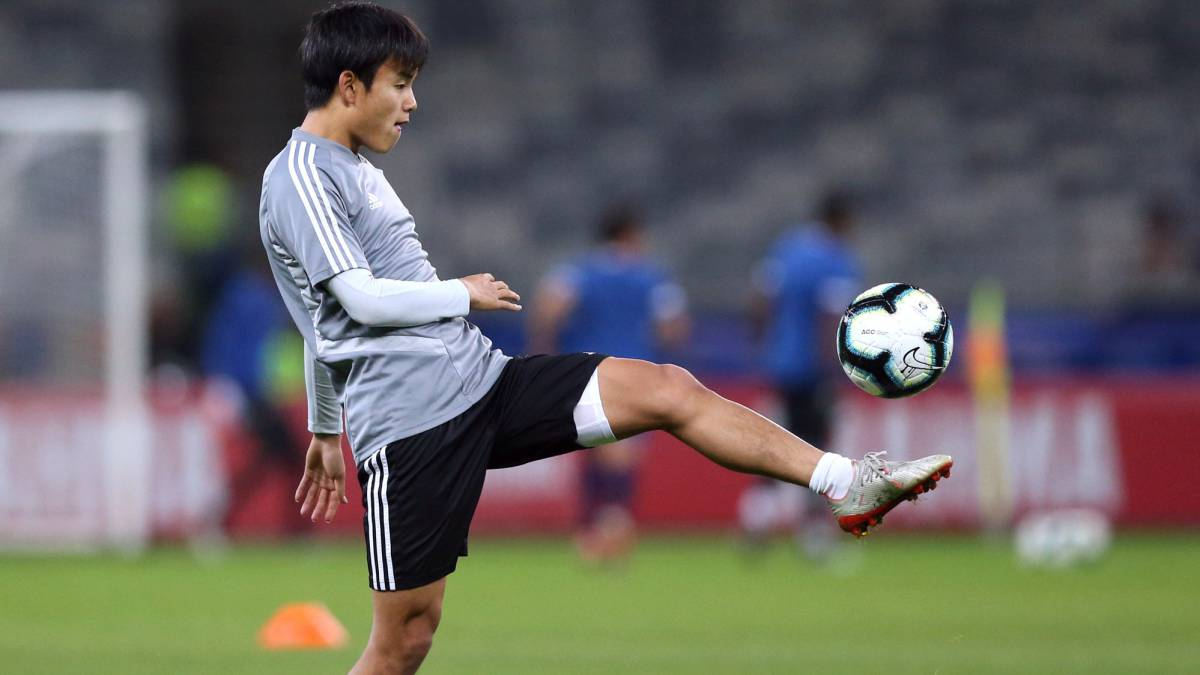 Real Madrid: Kubo already generating huge excitement - AS.com
