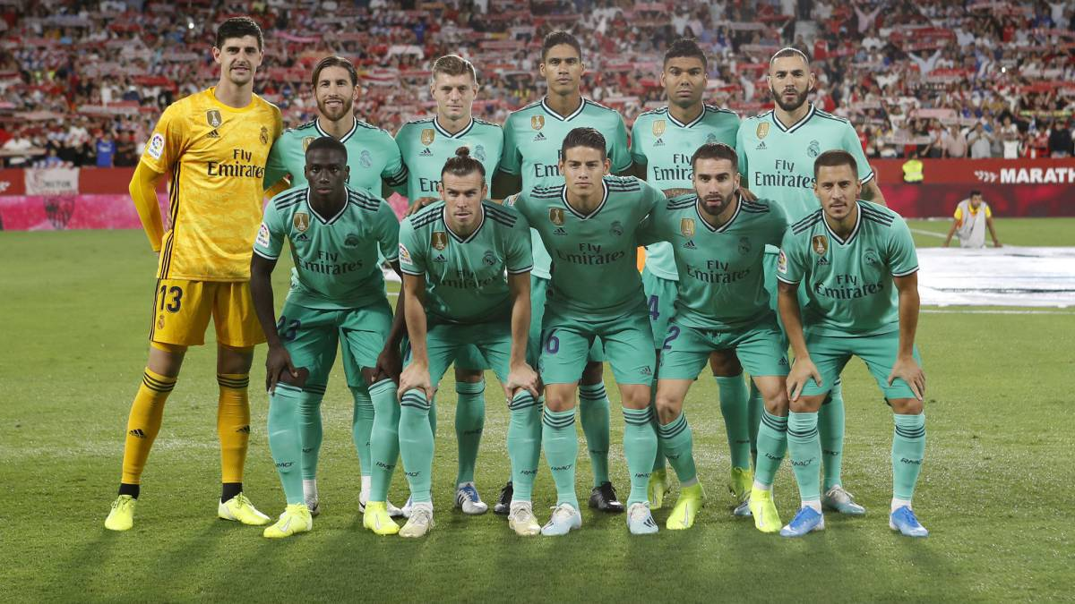 Real Madrid Squad Fines Revealed Weight Lateness Phone Use As Com