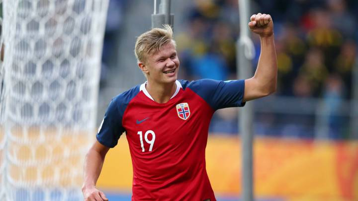 Real Madrid Set On Erling Braut Haaland As Com