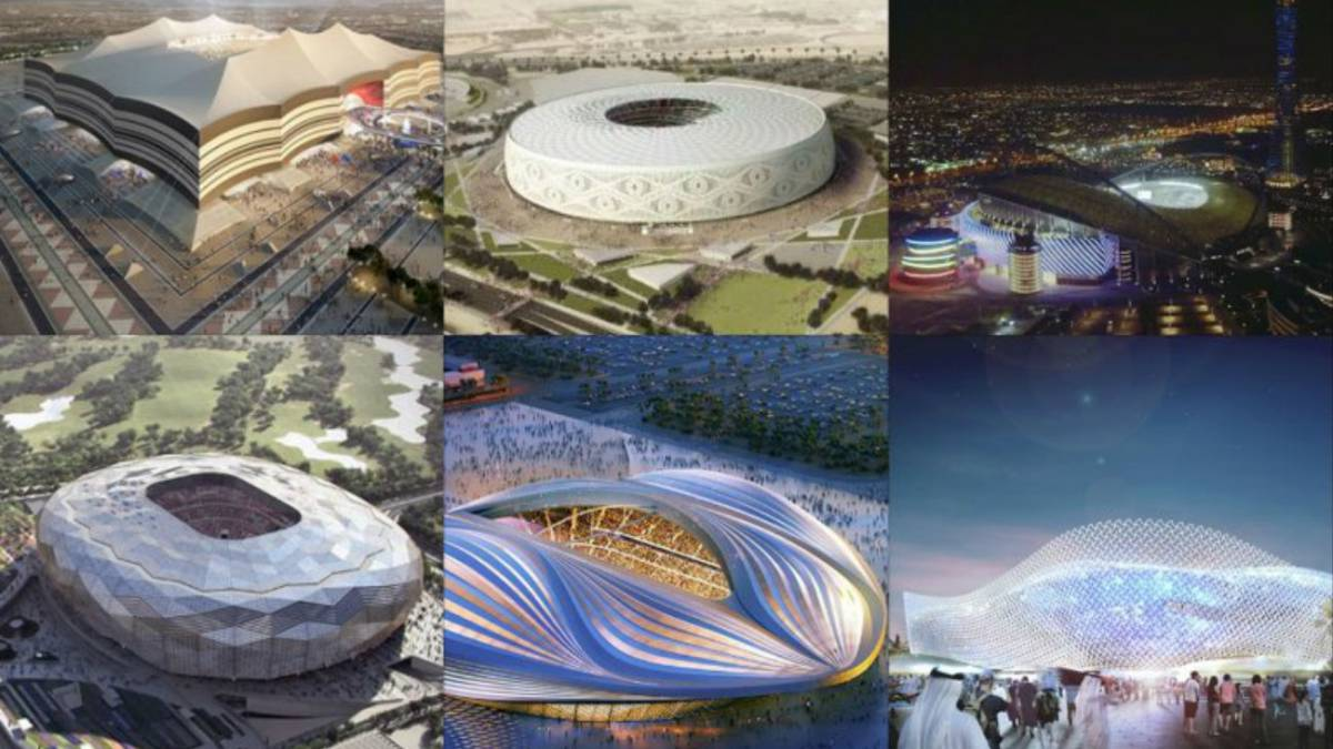 75% of the 2022 World Cup facilities are already in place - AS.com