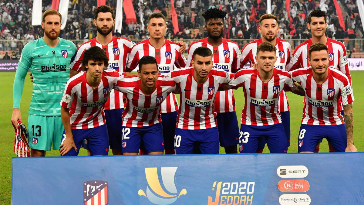 Atletico Madrid Player Ratings Vs Real Madrid Spanish Super Cup As Com