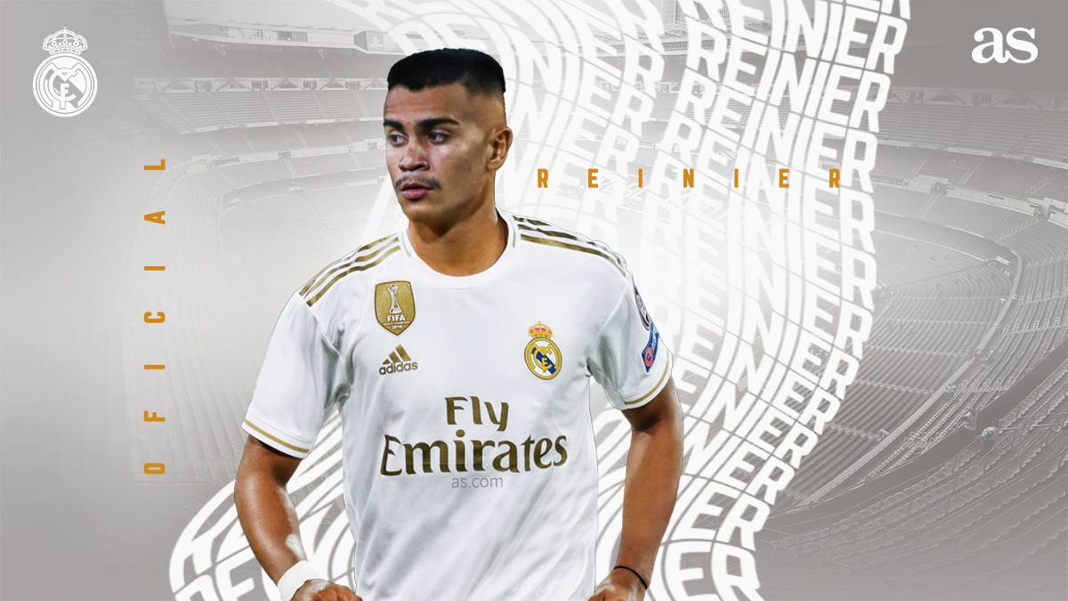 Image result for reinier jesus carvalho real madrid