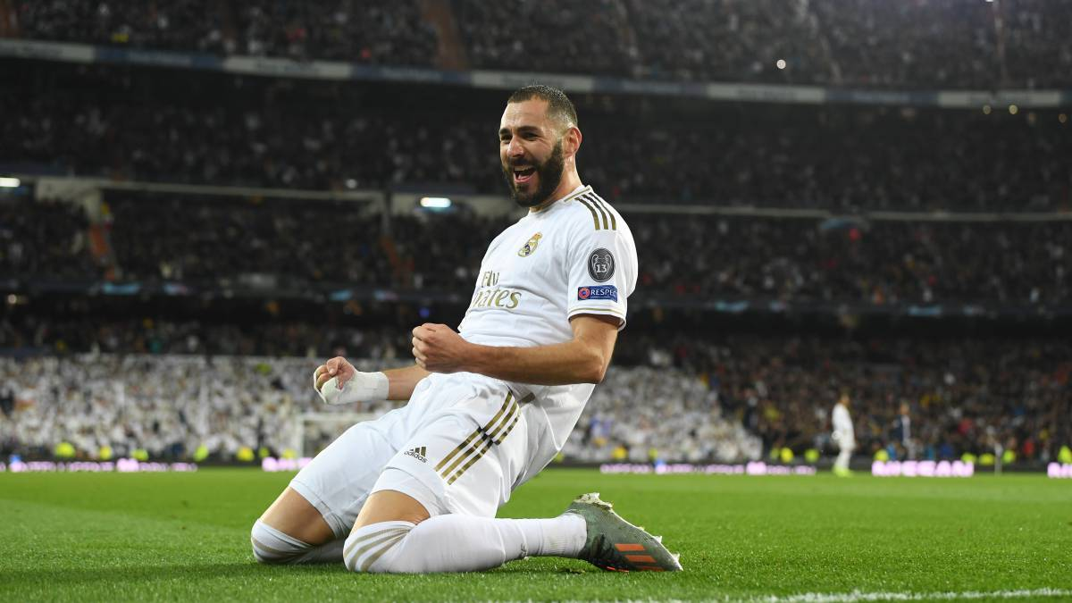 Benzema: Real Madrid striker agrees contract extension - AS.com