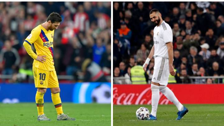 Real Madrid And Barcelona Fail To Make Copa Del Rey Semi Final For