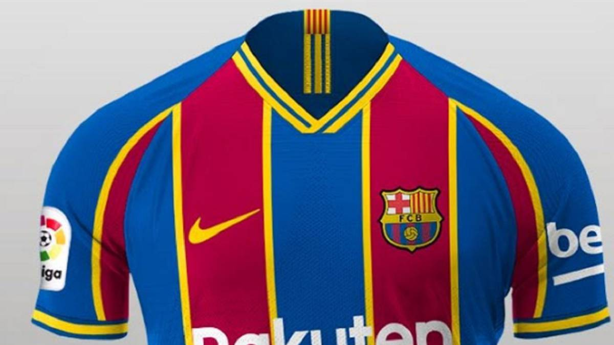 barcelona thumbs up for 20 21 nike kits as squad gets first look as com thumbs up for 20 21 nike kits as squad