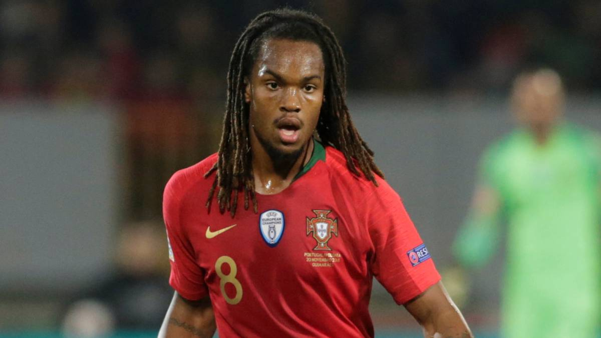 Renato Sanches reveals all about his failed move to PSG - AS.com