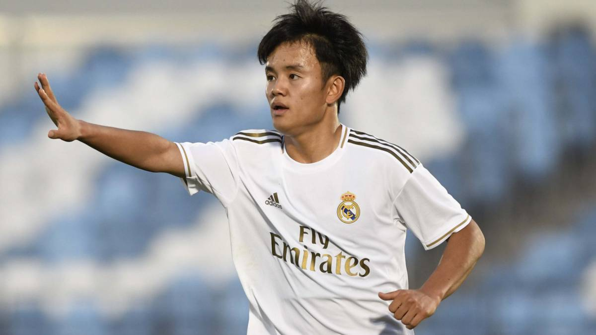 Real Madrid: Kubo's future up in the air - AS.com