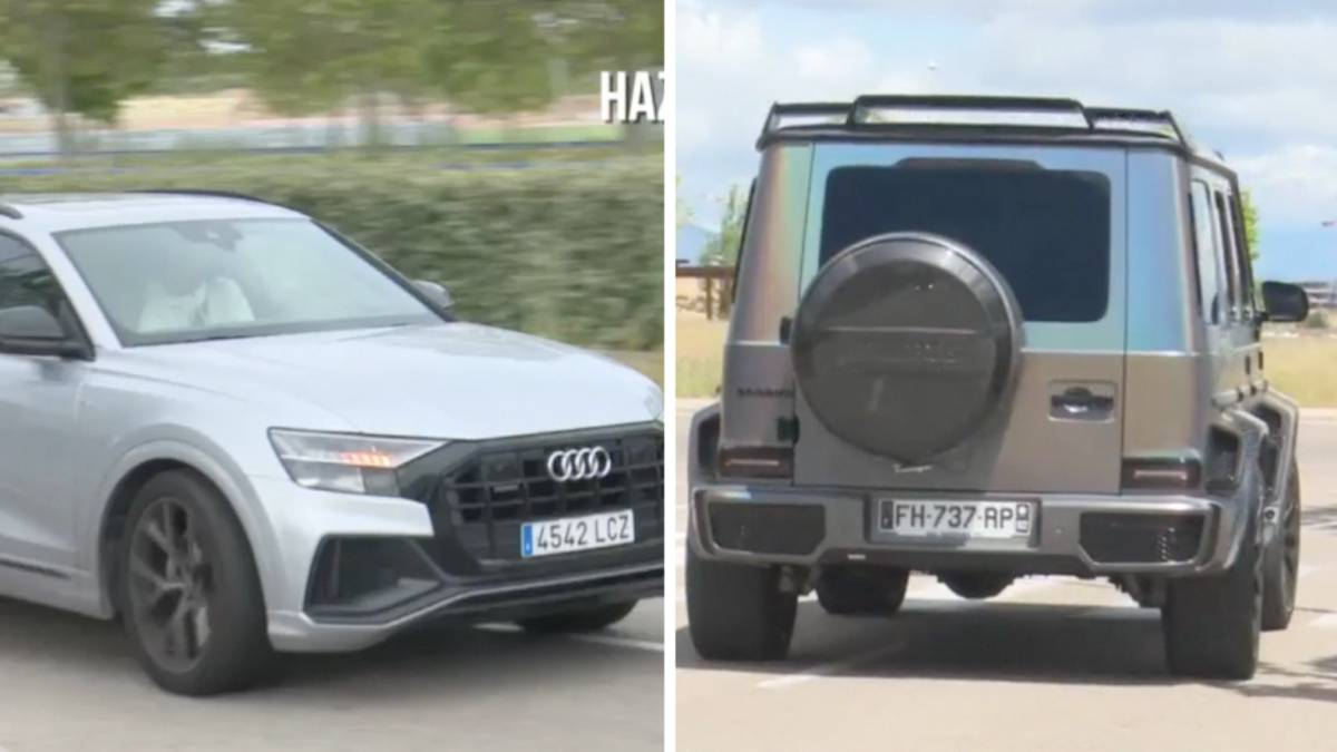 real madrid players and their luxury cars as com los impactantes coches de la plantilla del real madrid uno roza el millon de euros